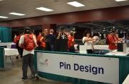 SkillsUSA Pin design contest