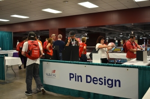 SkillsUSA Pin design contest