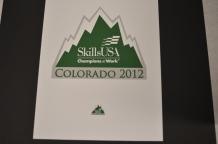 2012 Colorado Postsecondary Pin