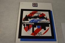 2012 Missouri Pin