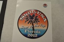 2012 Florida Pin