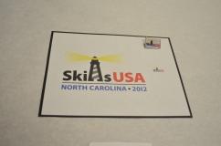 2012 North Carolina Pin