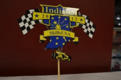 2012 Indiana Pin