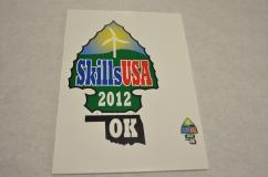 2012 Oklahoma Pin