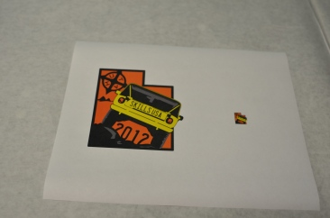 2012 Utah pin