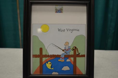 2012 West Virginia Pin Postsecondary